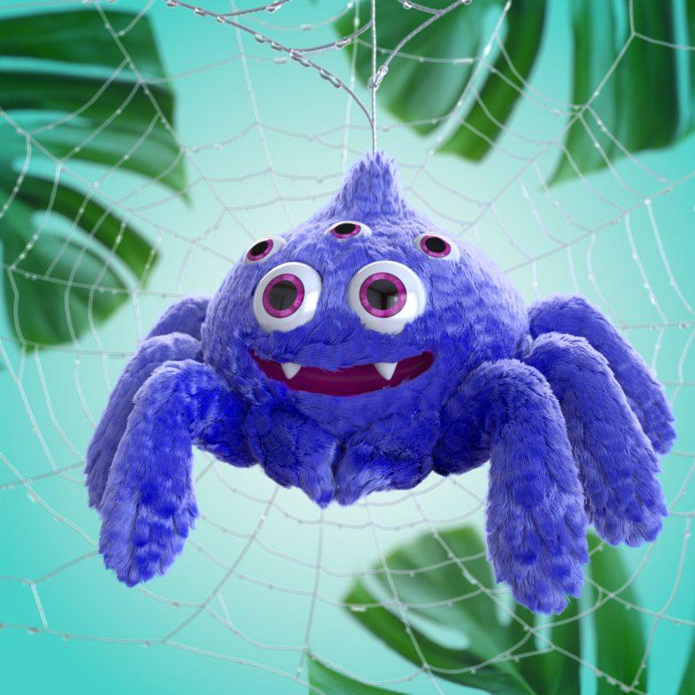 furry spider disko ferdi dick